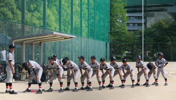 第31回 名古屋市スポーツ少年団野球大会 Aリーグにて優勝!