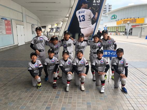 2018年度ろうきん杯争奪第33回少年野球愛知県大会開会式